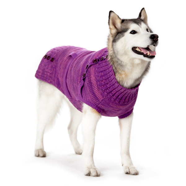 multiway sweater - Large Dog Christmas Sweaters